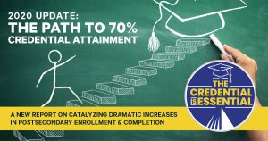 2020 Update: The Path to 70% Credential Attainment